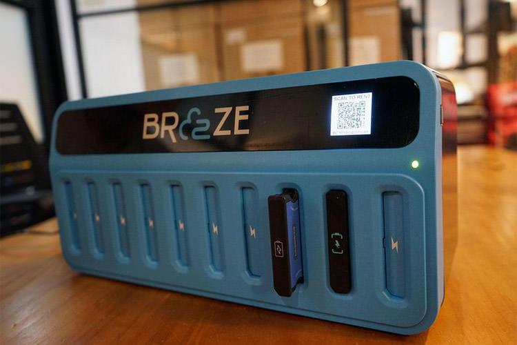 سیستم Brezze شارژ گوشی در اماکن مختلف را سادهتر میکند