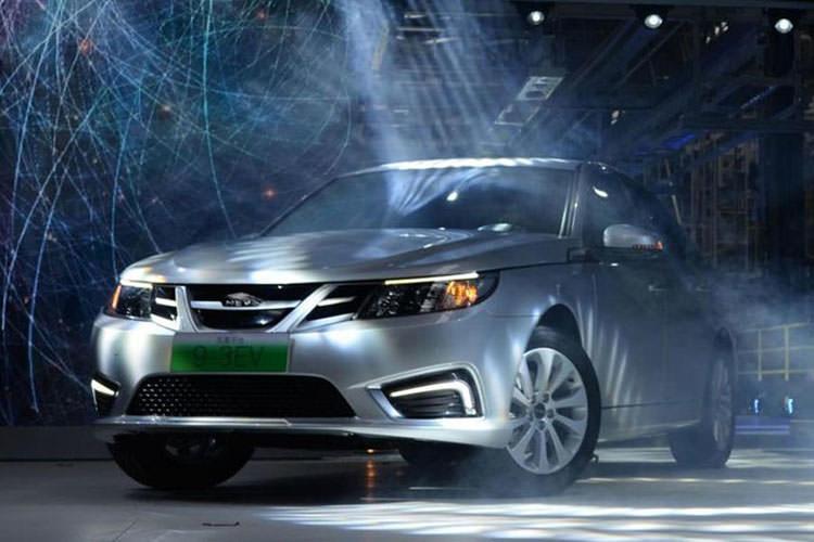 یکی از شرکتهای چینی خودروسازی NEVS و Saab سوئد را خرید