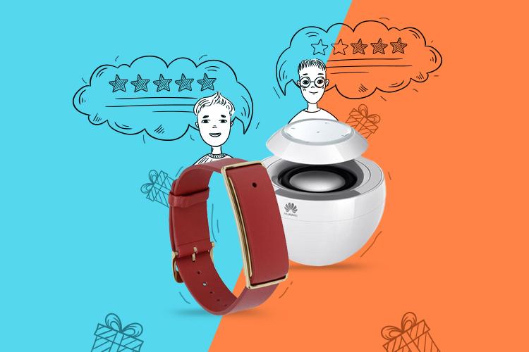در کجارو نظر بنویسید و برنده دستبند هوشمند و اسپیکر بلوتوث هواوی شوید