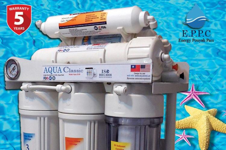 دستگاه تصفیه آب خانگی؛ یکی از وسایل مهم در حفظ سلامتی شهروندان