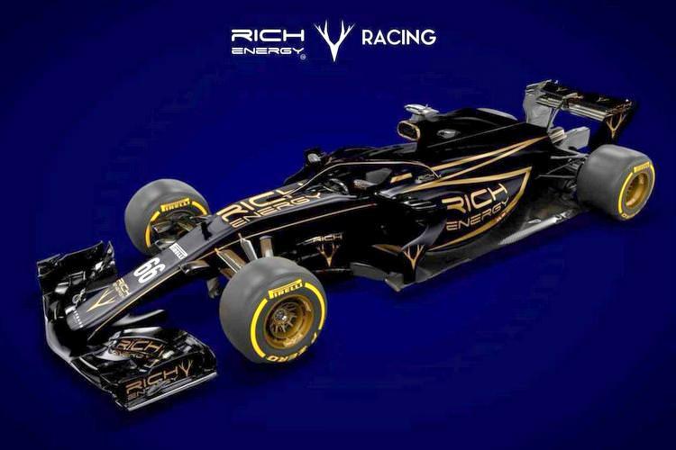 تیم هاس از خودروی فرمول یک فصل ۲۰۱۹ رونمایی کرد