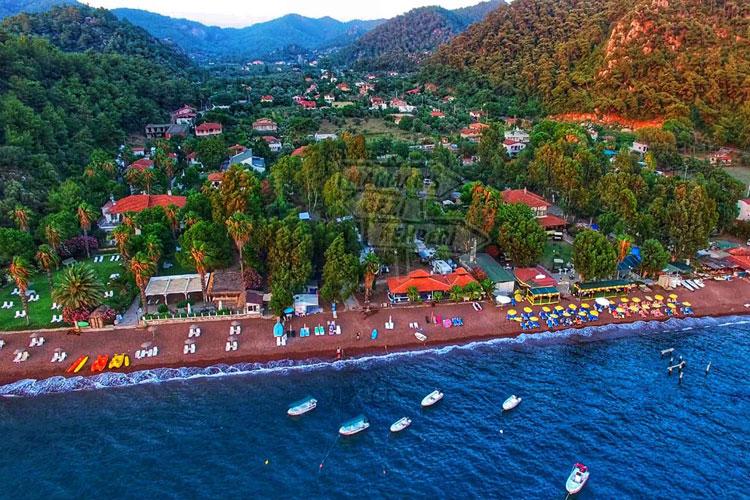 چهار شهر دیدنی کمترشناخته شده در ترکیه برای سفر در تعطیلات نوروز