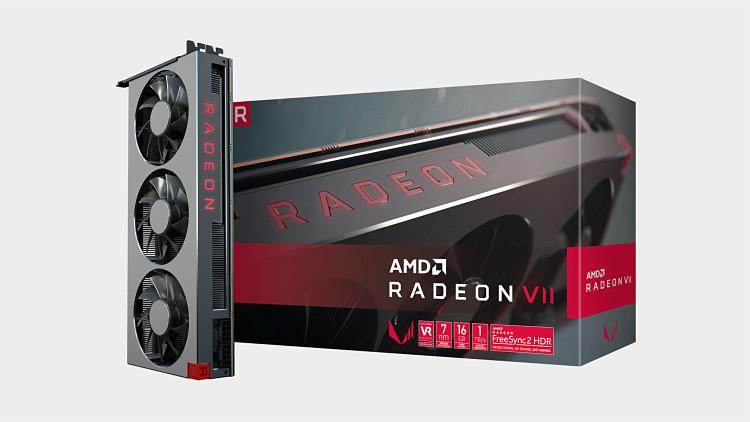 نگاهی جامع به کارت گرافیک AMD Radeon VII؛ پرچمدار ۷ نانومتری