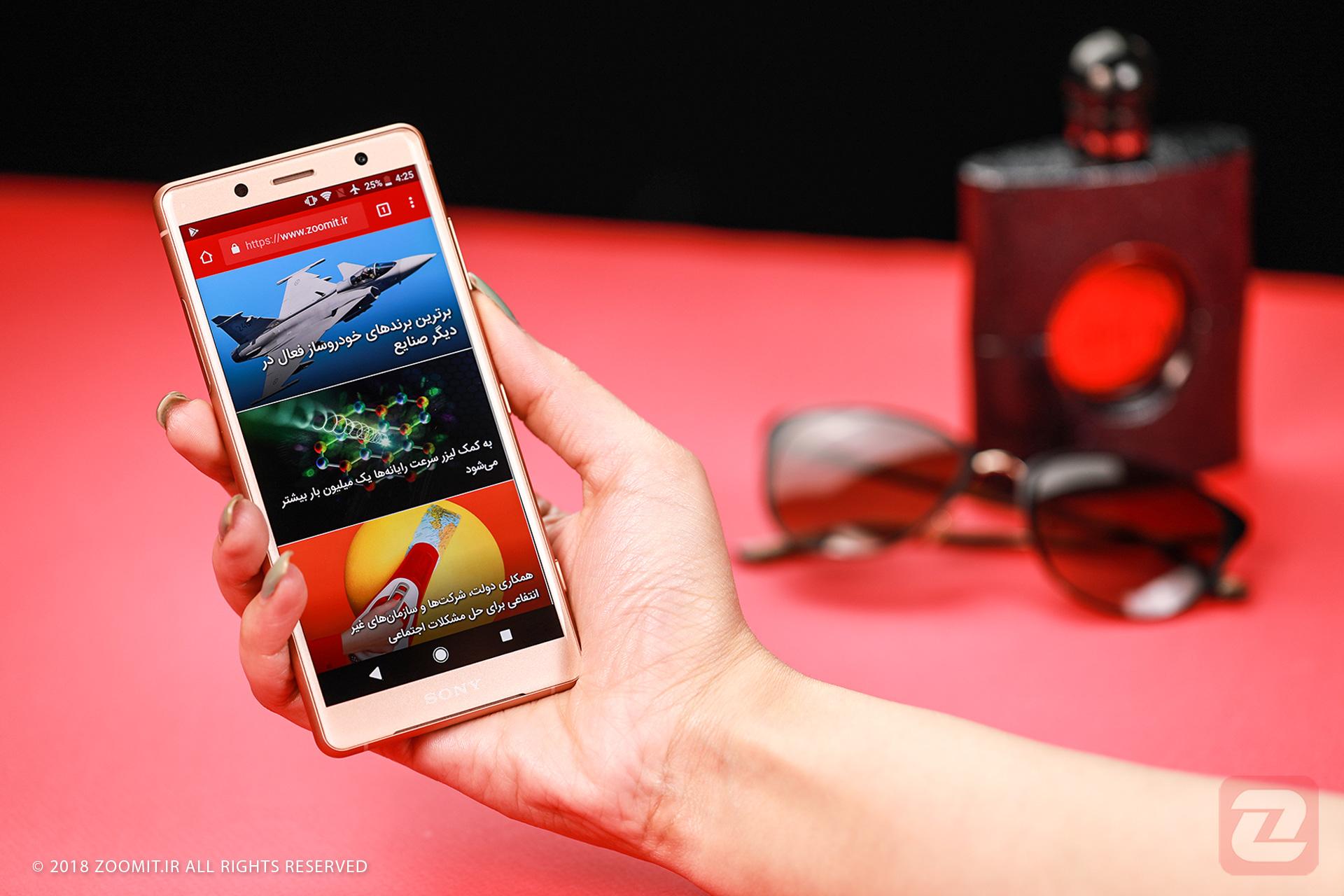 سونی معرفی اکسپریا XZ4 در کنگره جهانی موبایل ۲۰۱۹ را بهطور تلویحی تأیید کرد