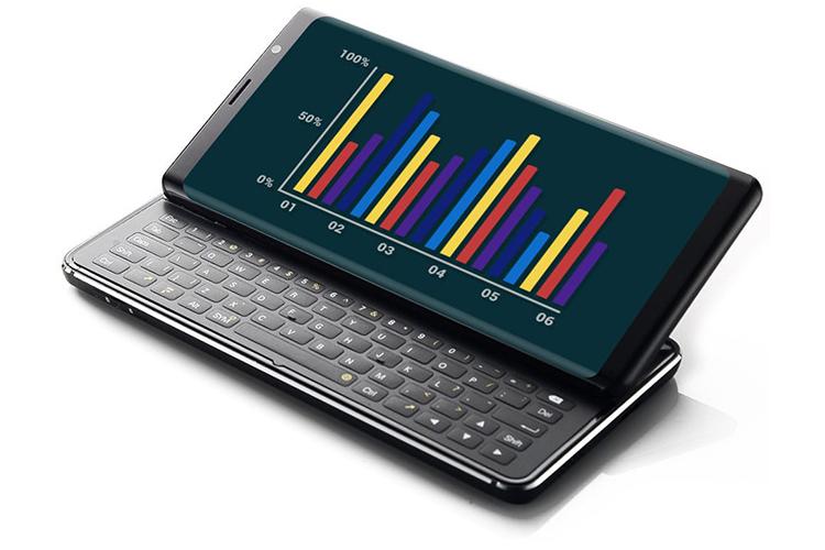 گوشی هوشمند Fxtec Pro1 معرفی شد؛ صفحه کلید کشویی QWERTY و قیمت ۶۴۹ دلار