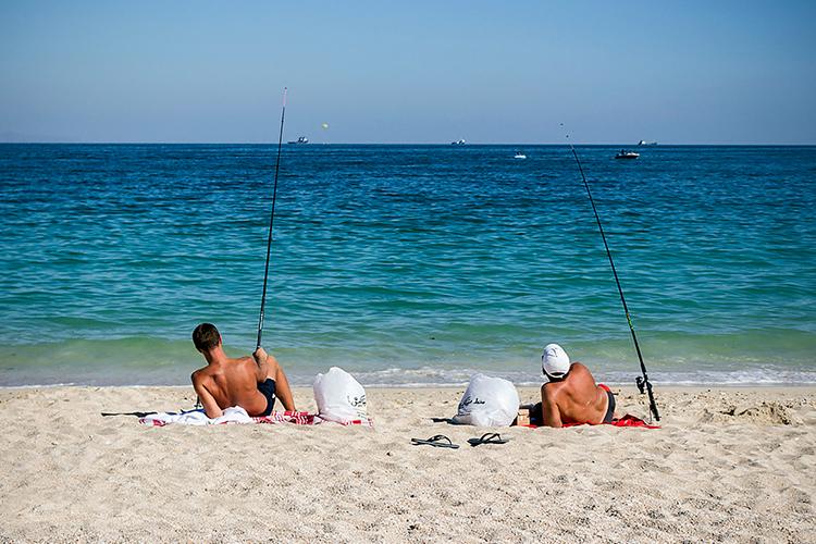 بهترین سواحل گردشگری کیش و قشم