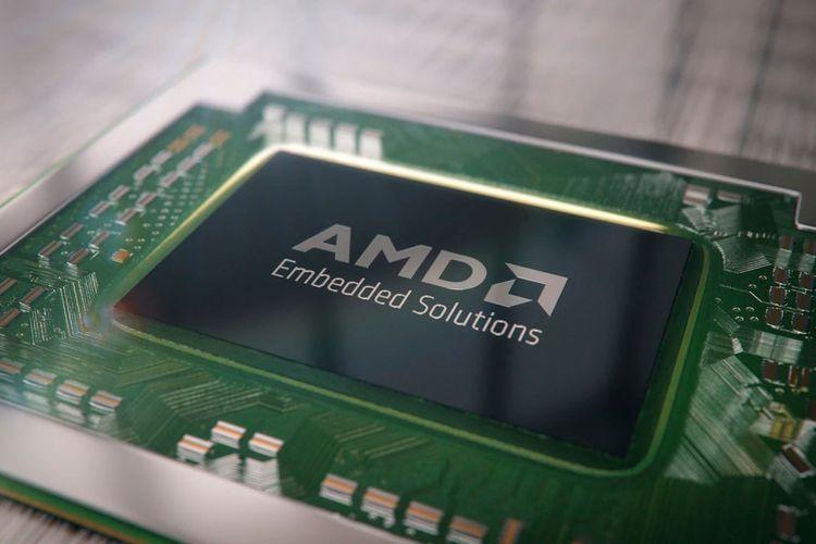 پردازندههای توکار شرکت AMD سری R1000 رونمایی شد