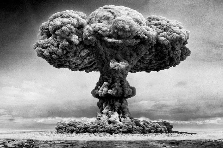 صدای انفجار یک بمب هستهای چگونه است؟