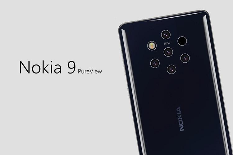 آپدیت Nokia 9 PureView امنیت حسگر اثر انگشت آن را کاهش میدهد