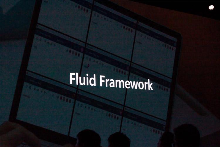 مایکروسافت فرمورک Fluid را بهمنظور یکپارچهسازی اسناد آفیس معرفی کرد