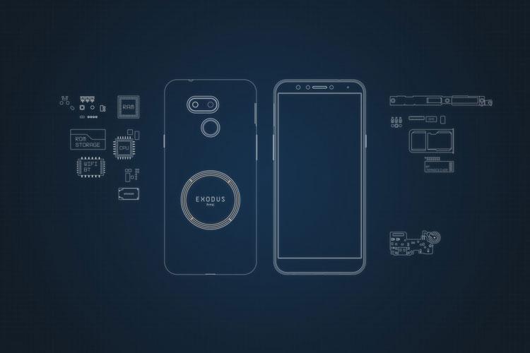 HTC نسخه ارزانتر گوشی مبتنیبر بلاک چین اکسدوس را معرفی کرد