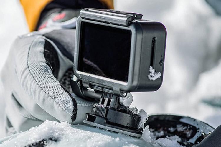 DJI از Osmo Action رقیب جدید دوربینهای ورزشی گوپرو رونمایی کرد