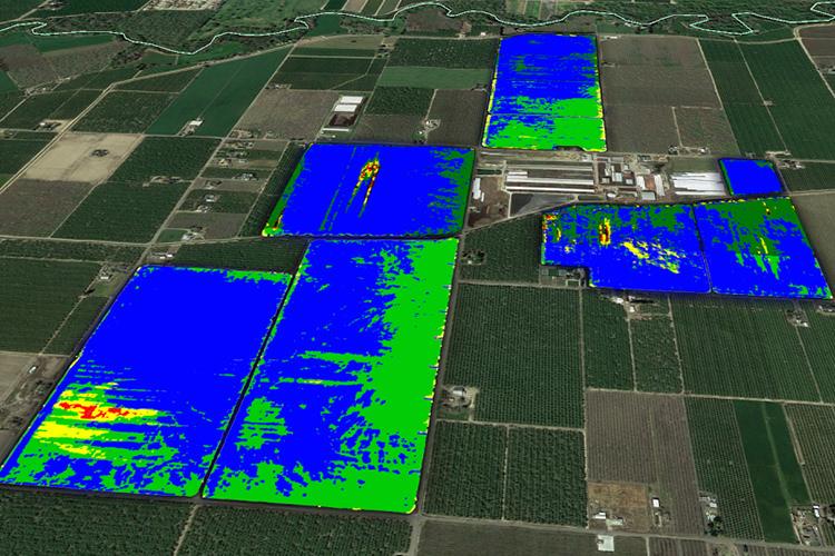 بینایی ماشین، ابزاری برای مبارزه با انواع آفتهای محصولات کشاورزی