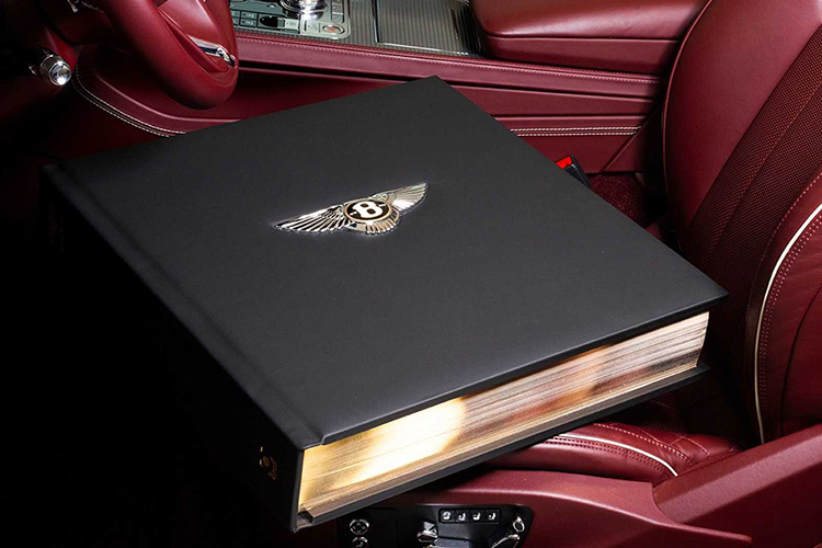 کتاب تاریخچه بنتلی با قیمت ۲۶۰ هزار دلار منتشر شد