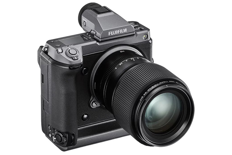 فوجی فیلم دوربین بدون آینه ۱۰۲ مگاپیکسلی GFX100 را معرفی کرد