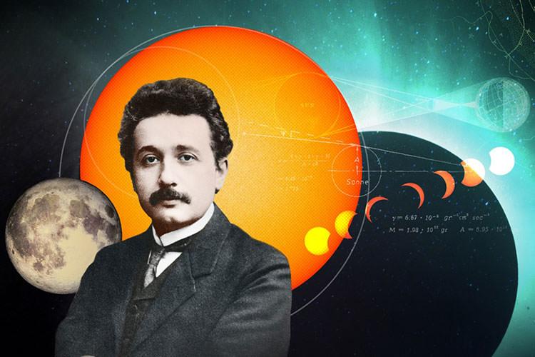 چه کسی اینشتین را به شهرت جهانی رساند؟
