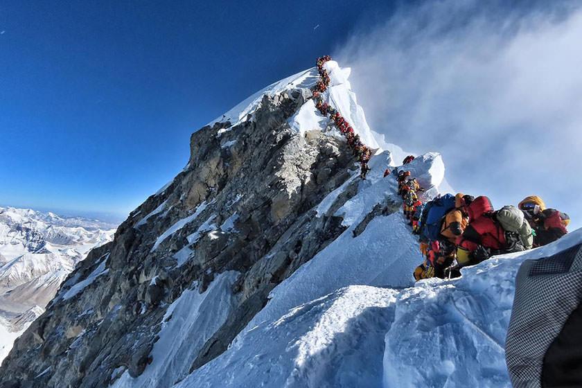دلیل افزایش آمار مرگ کوهنوردان اورست چیست؟