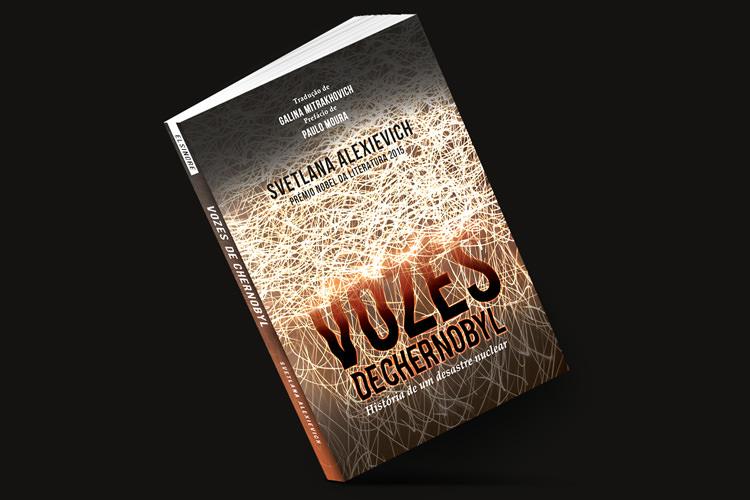 معرفی کتاب صداهایی از چرنوبیل