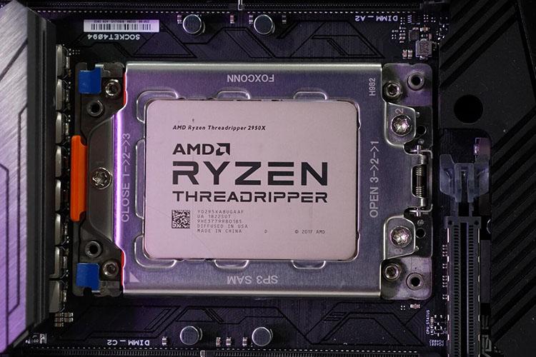 پردازنده نسل سوم تردریپر رایزن با سطح عملکردی ۳۵ درصد بهتر از 2990WX در گیکبنچ رویت شد