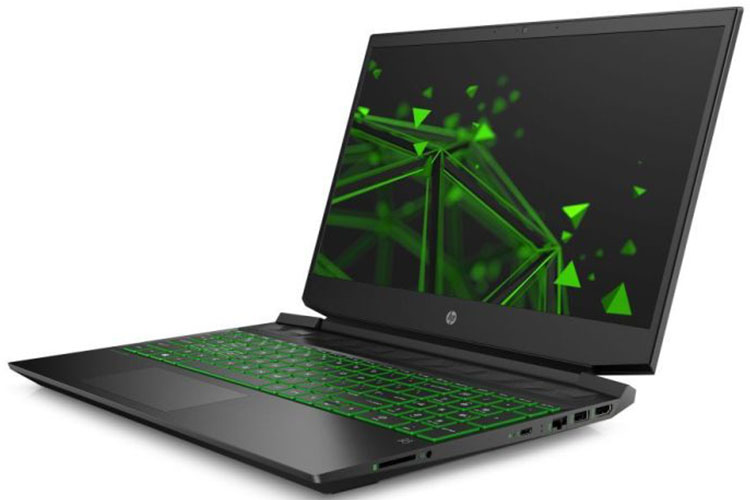 لپ تاپ گیمینگ پاویلیون اچ پی با پردازنده رایزن AMD و گرافیک انویدیا معرفی شد