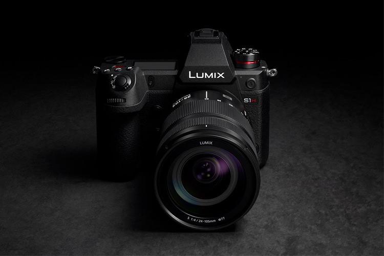پاناسونیک لومیکس S1H با قابلیت فیلمبرداری 6K معرفی شد