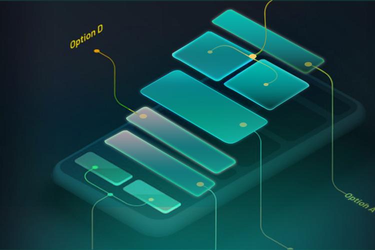 ویژگی های اصلی UI اپلیکیشن همراه کارت