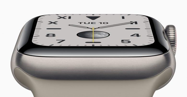 اپل واچ سری ۵ عرضه شد