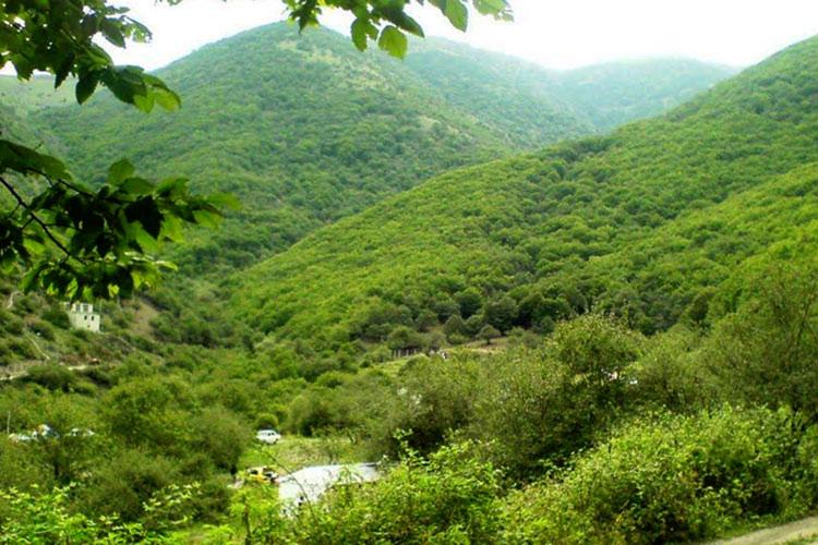 آینالو؛ روستایی سرسبز در دل ارسباران